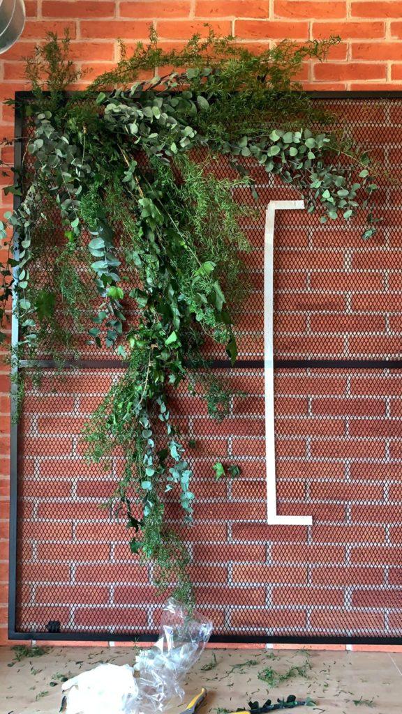 jardin vertical barcelona instalacion