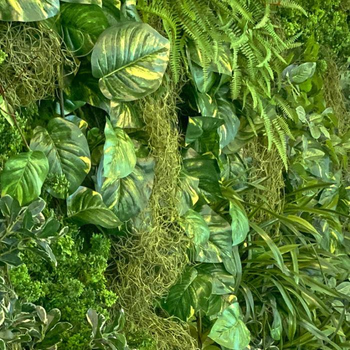 plantas artificiales decoracion interiores